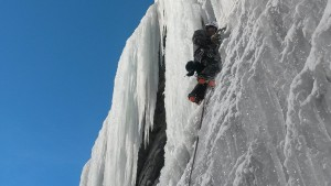Eiskletter Schnuppertag Avers - © bergsportschule grischa gmbh