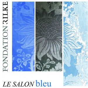 Inauguration - Le Salon Bleu de la fondation Rilke - © Fondation Rilke