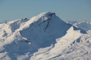 Geführte Skitour Piz Beverin - © Accola