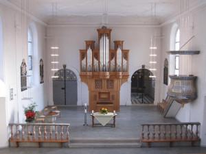 Reformierte Kirche, Schinznach-Dorf