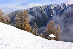 Winterwandern Tenna - © Naturpark Beverin