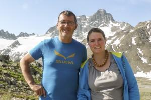 Cabane Kesch, 2'625 m. - © Verein Parc Ela