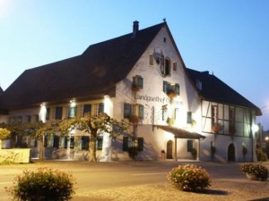 Wölflinswil:Landgasthof Ochsen