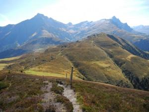 Heinzenberg Ridge Hike - © Naturpark Beverin