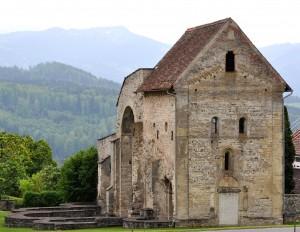 Klosterruine Rüeggisberg