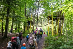 Familienwandertag der Solothurner Wanderwege
