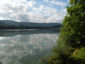 Entonnoir Bon Port, Lac Brenet - © Parc Jura vaudois