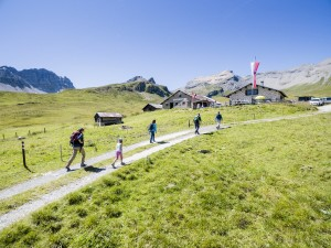 Alp Nurdagn Agrotourismus - © Frank Brüderli; Stallikon