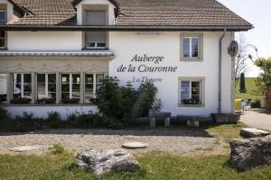 Auberge de la Couronne - © © Guillaume Perret / lundi13