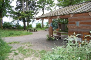 Feuerstelle Thanwald