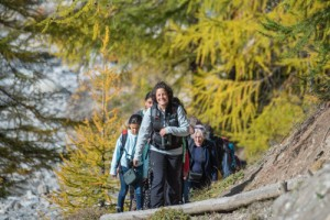 Educational Excursions in the Swiss National Park - © ©Schweizerischer Nationalpark/Hans Lozza