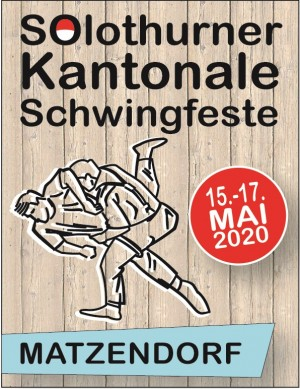 Solothurner Kantonale Schwingfeste 2020 Matzendorf