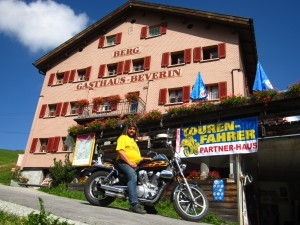 Beverin mountain inn - © Berggasthaus Beverin