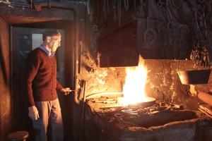 La forge de la Tzintre - © Parc naturel Gruyère Pays-d'Enhaut