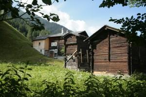 Bau- und Kulturdenkmäler - © Landschaftspark Binntal