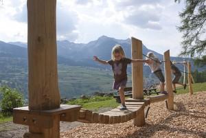 Spielplatz Lareschs