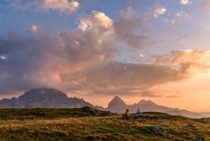 Aussichtspunkt Cuolm da Latsch - © lorenzfischer.photo