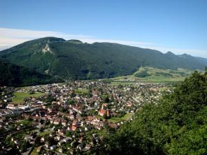Holzfluh (734 m ü. M)
