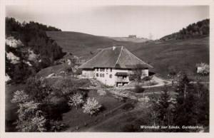 Bergwirtschaft Linde Brocheten - © Bergwirtschaft Linde Brocheten