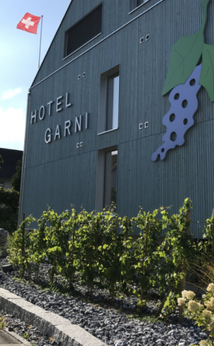 Küttigen: Hotel Traube Garni