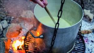 Fondueplausch für echte Männer - © benijay-photos