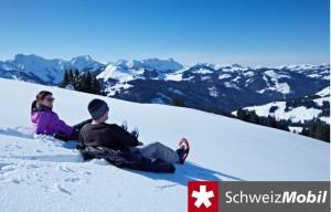 Schwarzenbühl-Panoramatrail - © Bern Tourismus
