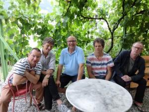 Binn Kultur mit dem Zentriegentet Quintett