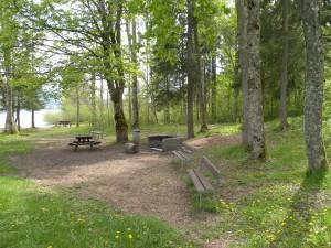 Les Entonnoirs, Le Sentier - © Parc Jura vaudois