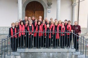 Grosses Chorkonzert in Ernen