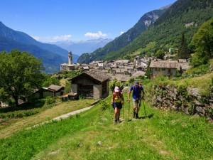 Via Sett-Pauschale - © Bregaglia Tourismus