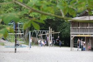 Spielplatz Langenberg - © Wildnispark Zürich