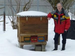 Bienenhaus von J.Willemin