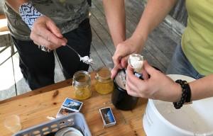 Duftessenzen selbst destillieren Vertiefung 1