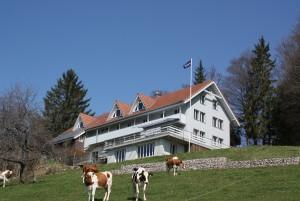 Jungscharhaus Brunnersberg - © www.jemk.ch