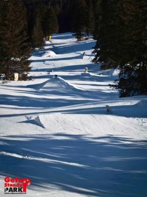 Skilift SchneeSelital - © Janine Barbisch