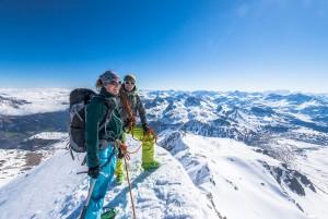 Skitourenkurs I Schams - © by Felix Sandhofer