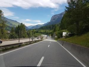 Infoanlass Projekt Autobahnkirche Andeer - Val Schons