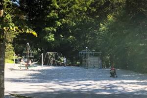 Spielplatz Langenberg - © Stiftung Wildnispark Zürich