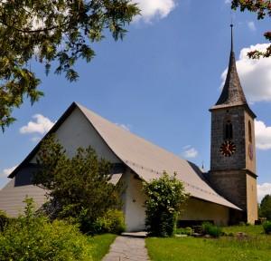 Kirche Oberbalm