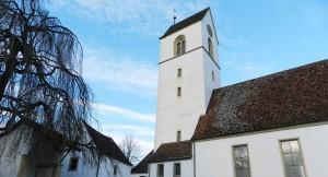 Führung Kirche Herznach - © Peter Bircher
