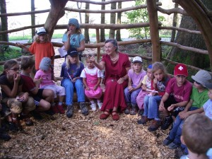 Wurzilla fairytale trail
