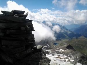 Geführte Skitour zum Piz Tambo und Surettahorn - © Kasimir Schuler