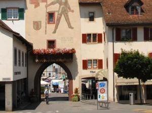 Altstadt Liestal - © Zivildienst