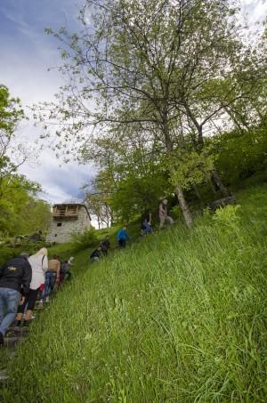 Die Mühle von Vergeletto - © Glauco Cugini - Progetto Parco Nazionale del Locarnese