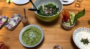 Unkraut auf dem Teller – Essen statt Jäten - © Yolanda Hug