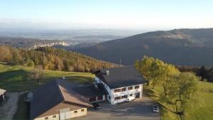 Hotel-Restaurant La Werdtberg - © Parc régional Chasseral