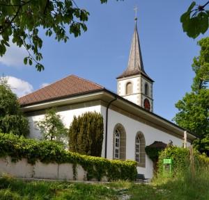Kirche Rüschegg