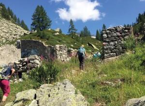 Camminata dell'Arbola - © Landschaftspark Binntal