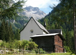 Bible trail: Binn-Heiligkreuz