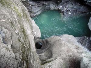 Gorge de Viamala - © Naturpark Beverin